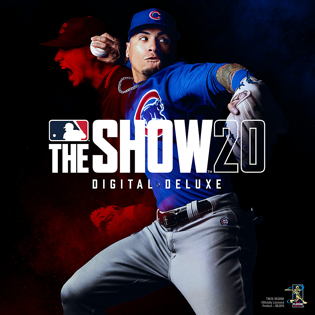 MLB The Show 20 Digital Deluxe Edition Store Art
