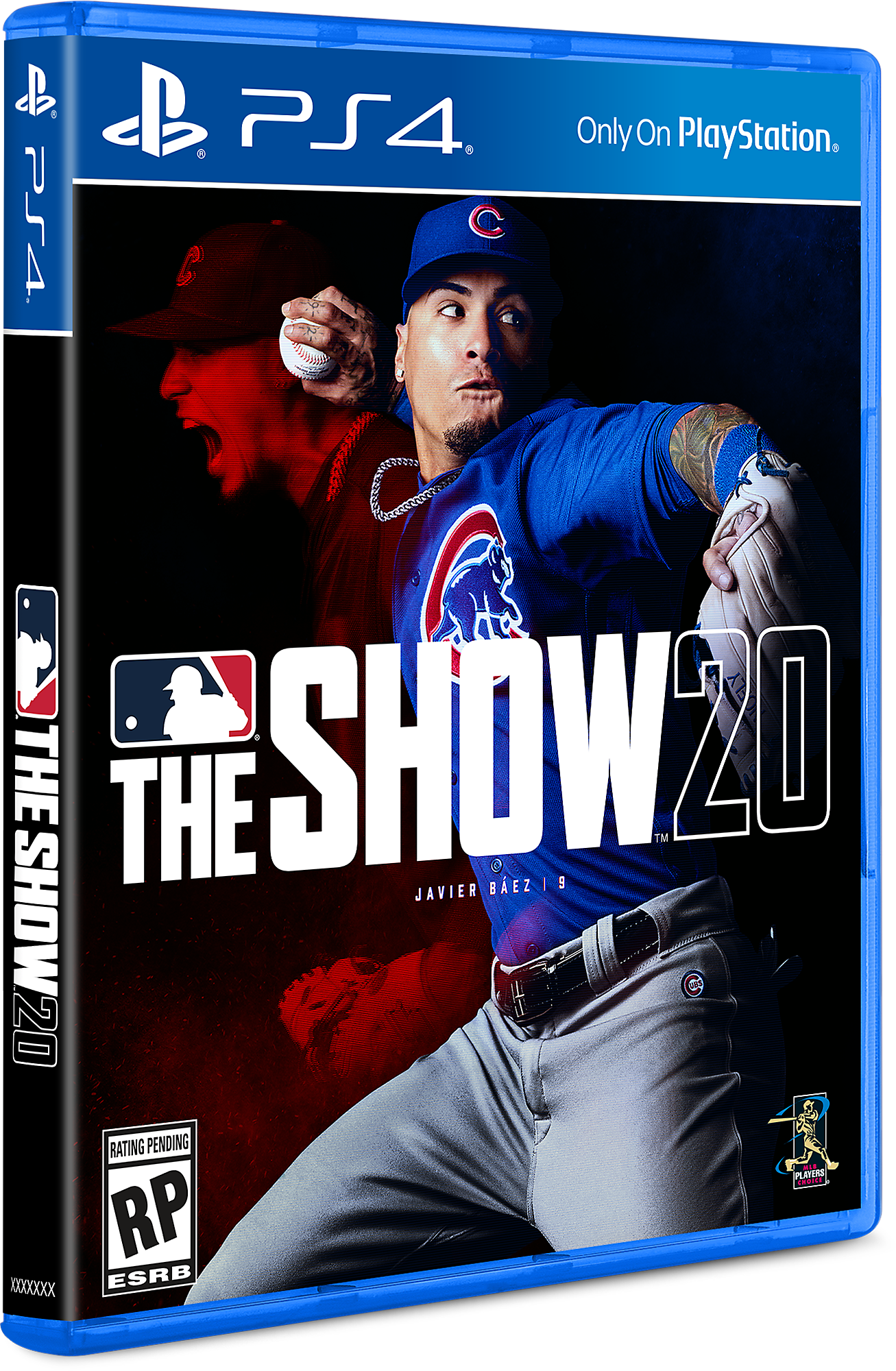 MLB The Show 20 Standard Edition Pack Shot