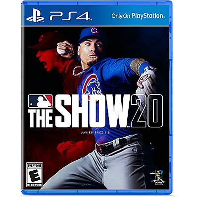 MLB The Show 20 Standard Edition Store Art