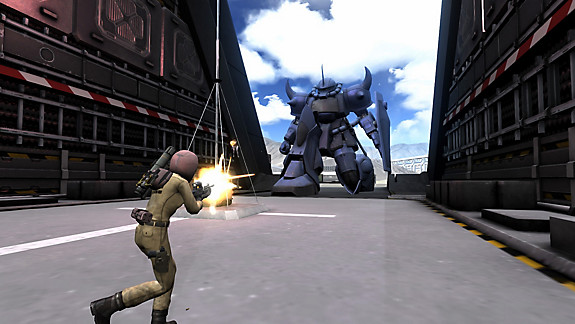 MOBILE SUIT GUNDAM BATTLE OPERATION 2 - Screenshot INDEX