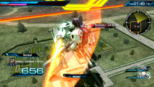 Mobile Suit Gundam: Extreme VS Force Screenshot 5