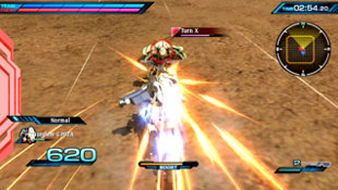Mobile Suit Gundam: Extreme VS Force Screenshot 8