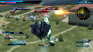 Mobile Suit Gundam: Extreme VS Force Screenshot 2