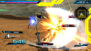 Mobile Suit Gundam: Extreme VS-Force Screenshot 3