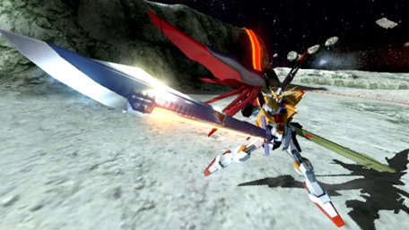 Mobile Suit Gundam: Extreme VS-Force Trailer Screenshot