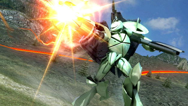 Mobile Suit Gundam: Extreme VS-Force Screenshot 4
