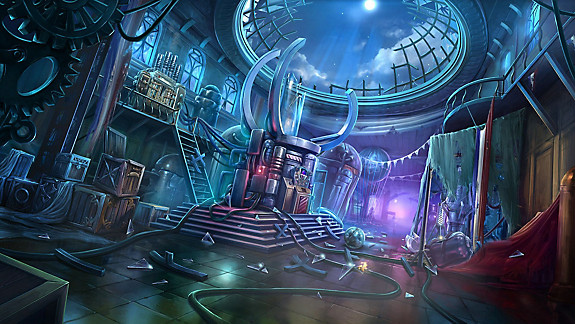 Modern Tales: Age of Invention - Screenshot INDEX