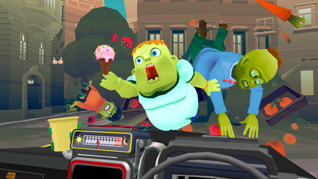 The Modern Zombie Taxi Co. Screenshot 7