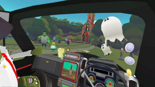The Modern Zombie Taxi Co. Screenshot 8