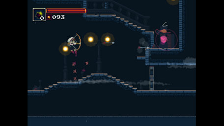 Momodora: Reverie Under the Moonlight Trailer Screenshot