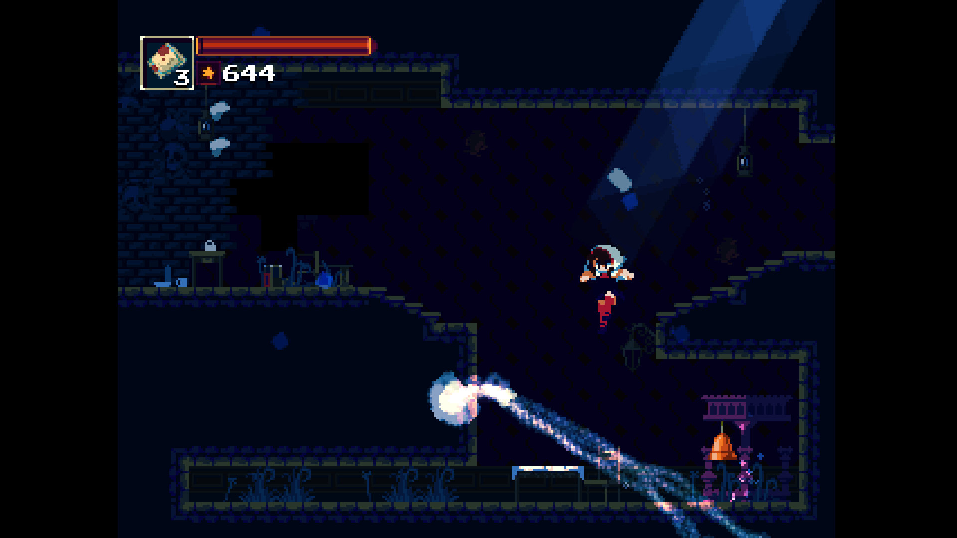 momodora video game