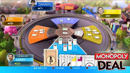 Monopoly Deal Trailer Screenshot