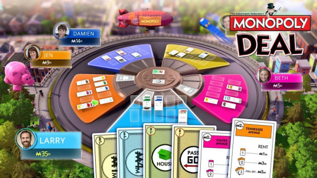 MONOPOLY DEAL Screenshot 1