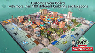 Monopoly Family Fun Pack Screenshot 2