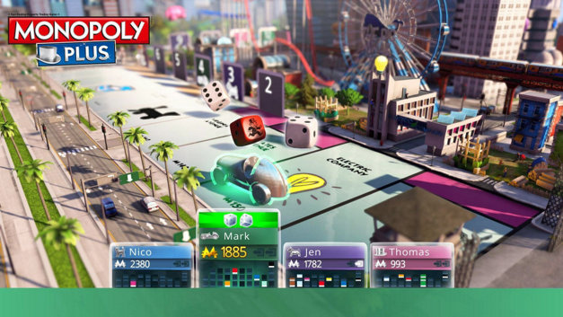Monopoly Plus Screenshot 1