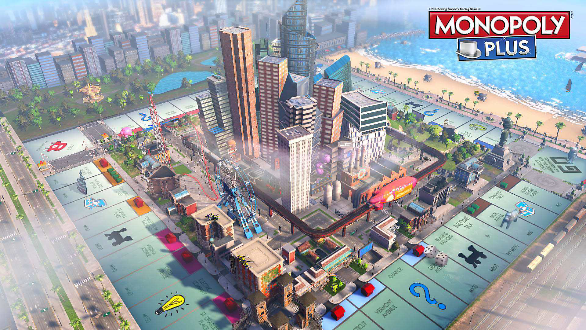Monopoly Plus Screenshot