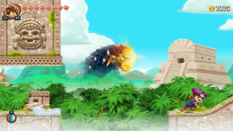 Monster Boy And The Cursed Kingdom Trailer Screenshot