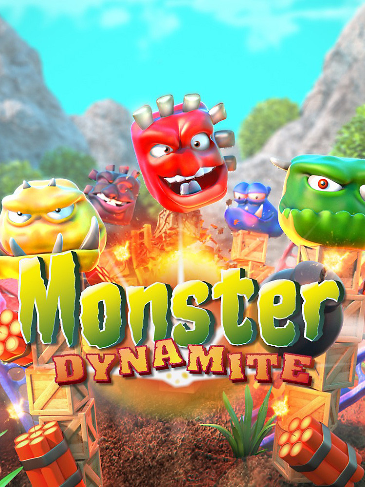Monster Dynamite Game