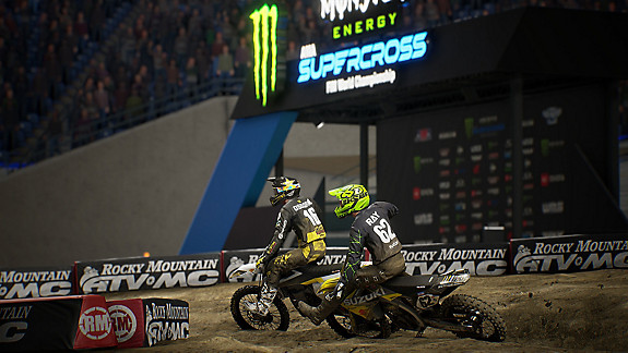 Monster Energy Supercross - The Official Videogame 3 - Screenshot INDEX