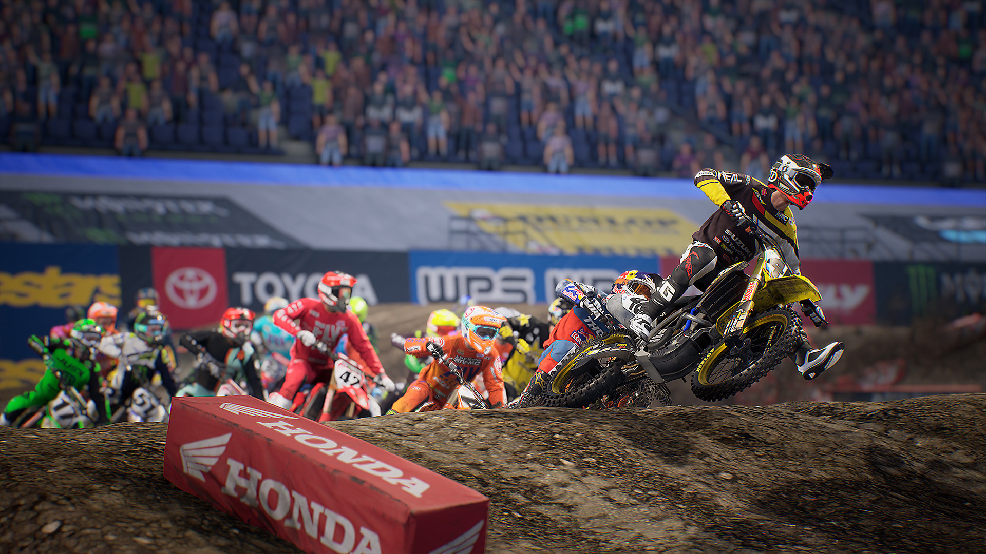 Monster Energy Supercross - The Official Videogame 3 - More Supercross than ever