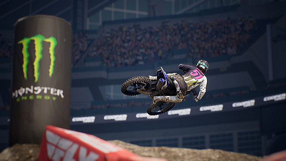 Monster Energy Supercross – The Official Videogame 3 - Screenshot INDEX