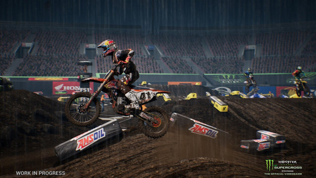 Monster Energy Supercross - The Official Videogame Screenshot 1
