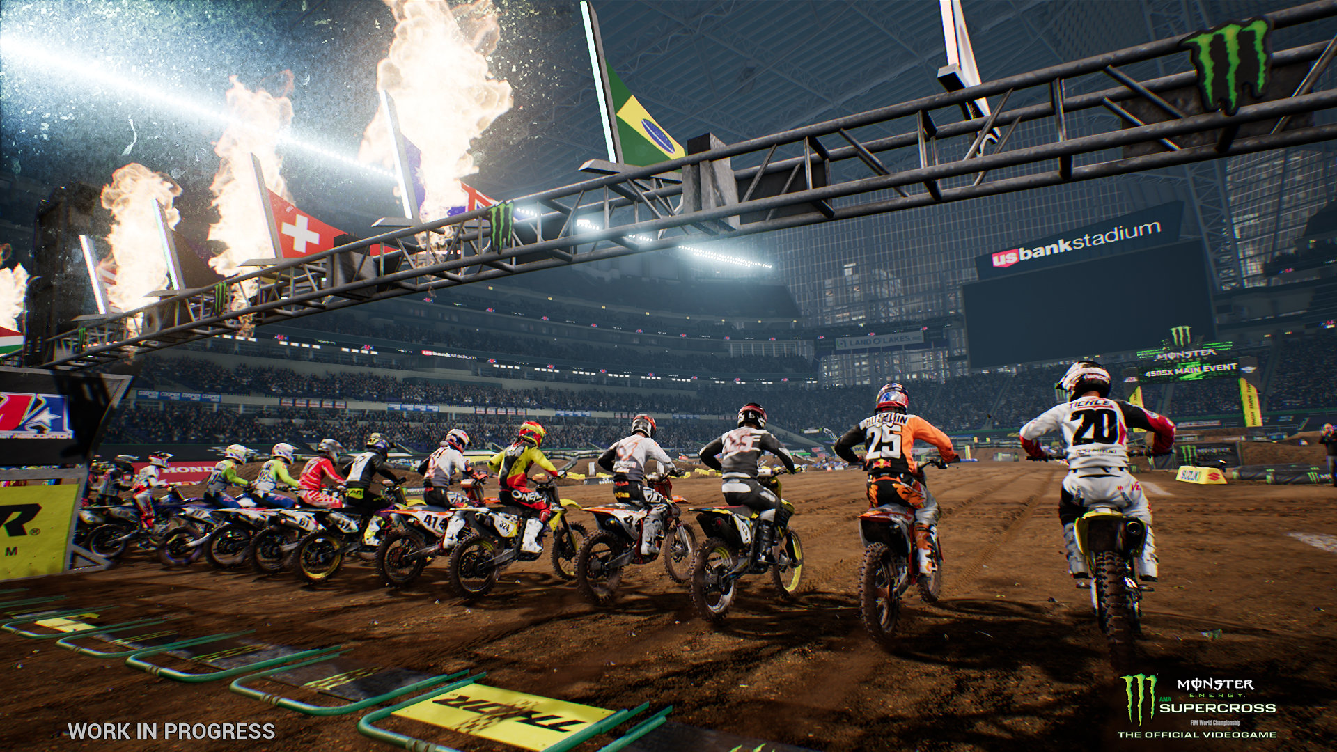 Image result for monster energy supercross ps4
