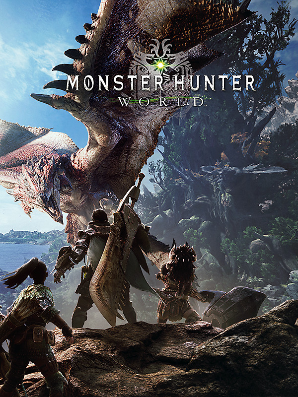 Monster Hunter World - Role-playing Game
