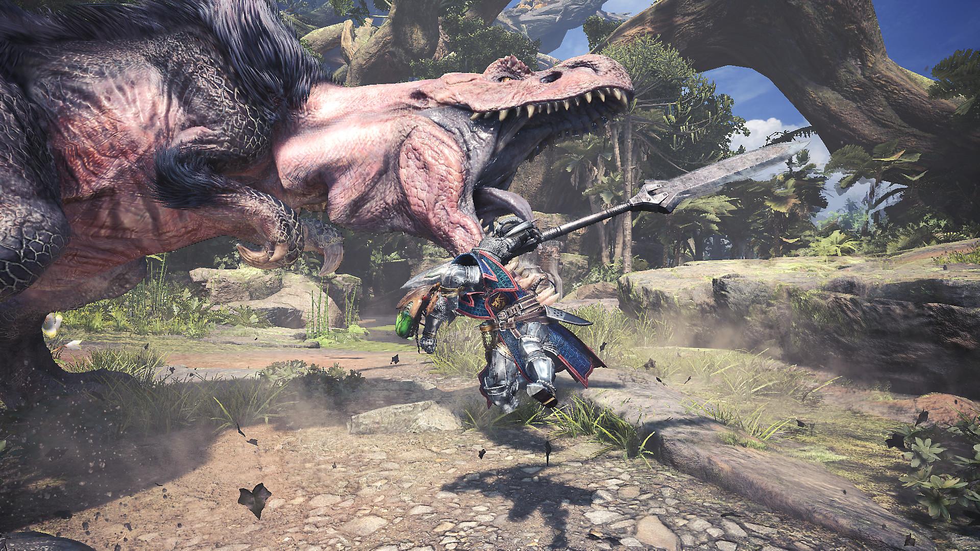 Monster Hunter World Iceborne Game Ps4 Playstation
