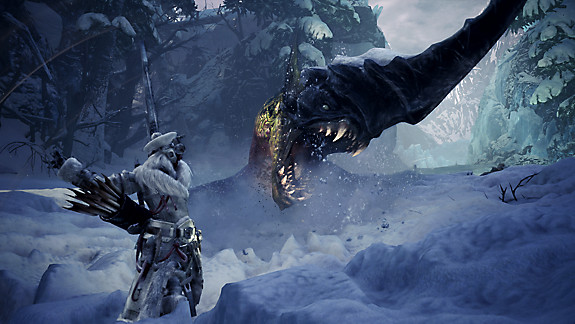 Monster Hunter World: Iceborne - Screenshot INDEX