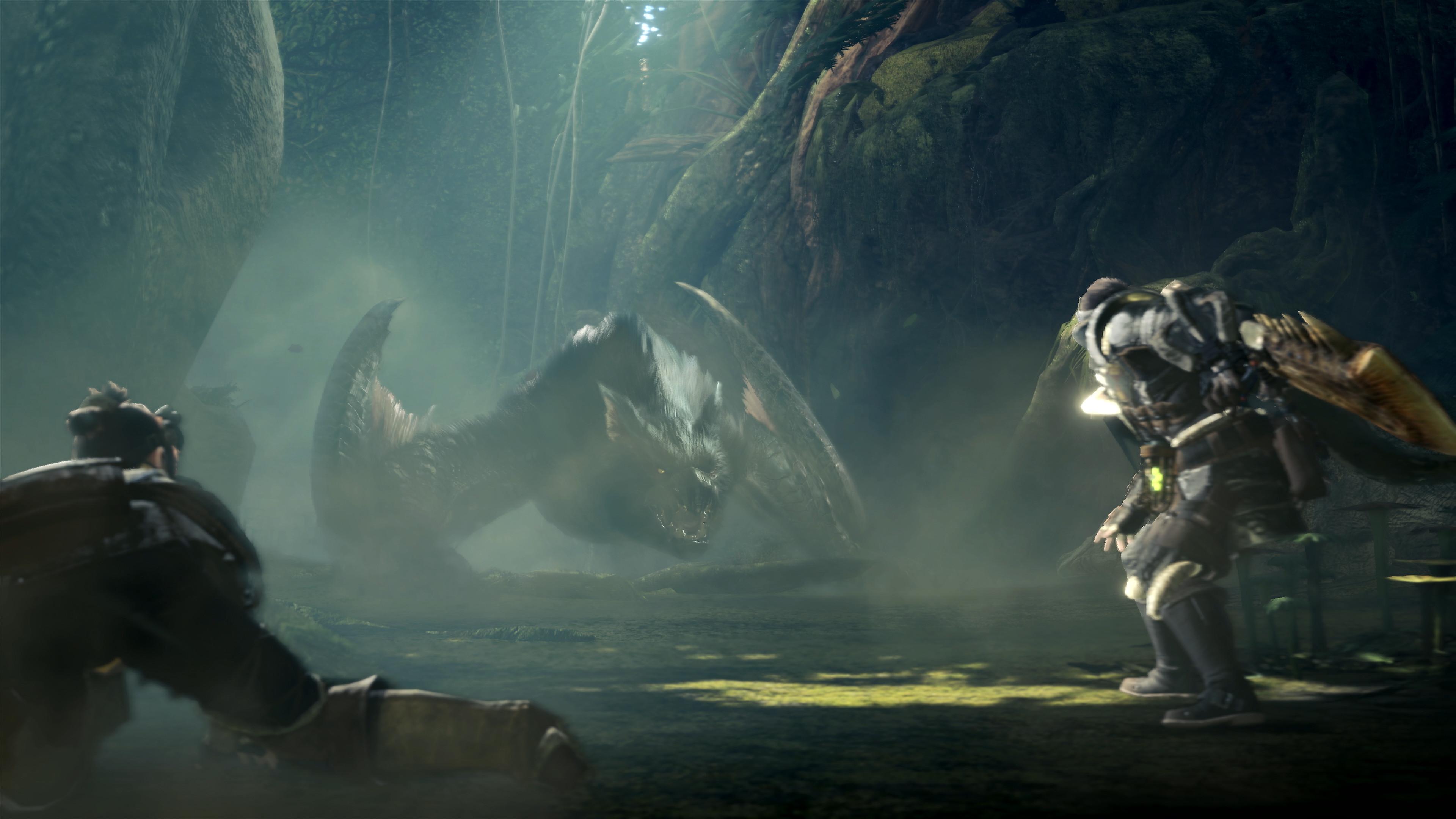 Monster Hunter World: Iceborne Game   PS4 - PlayStation