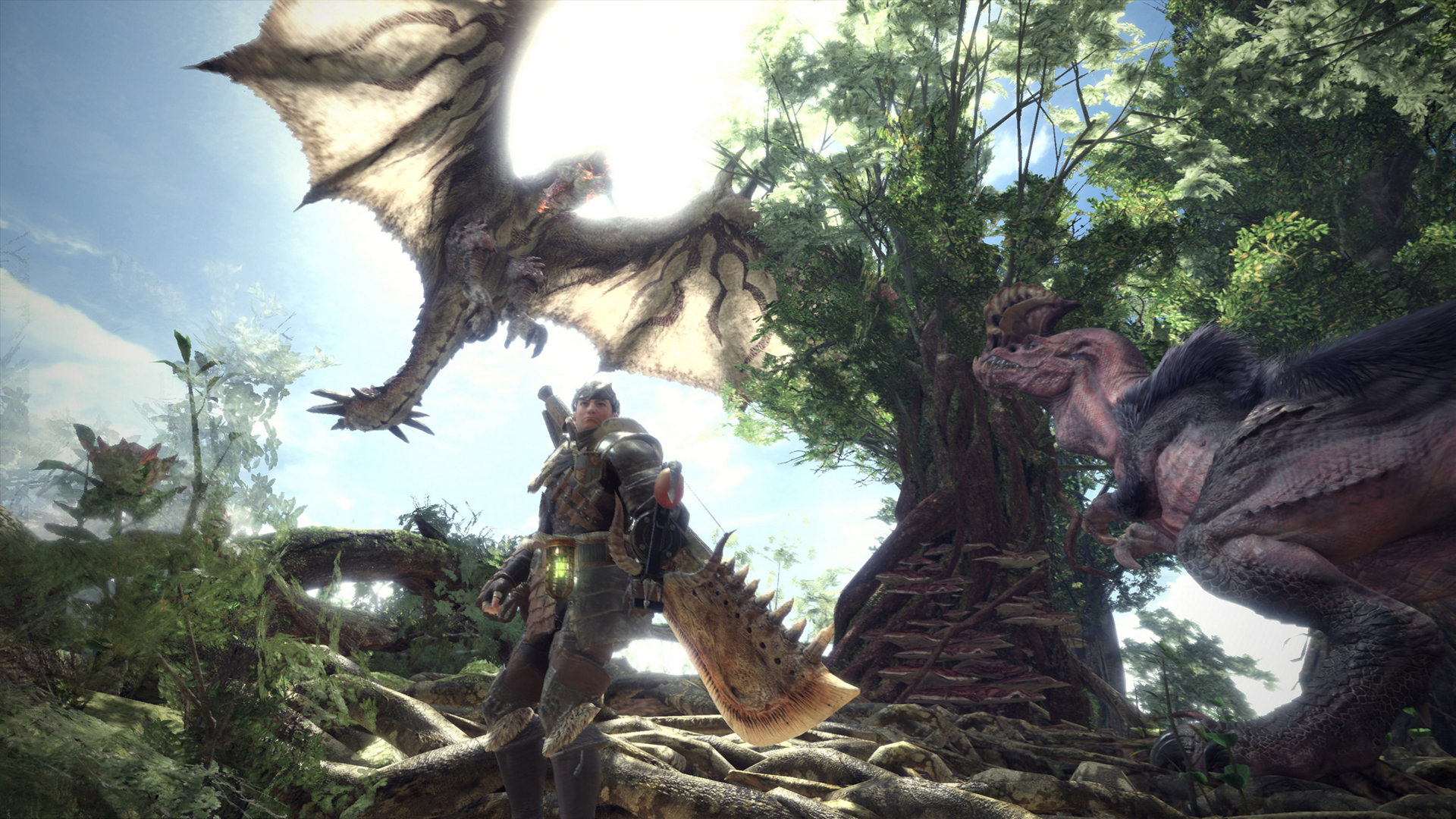 Monster Hunter World Screenshot 7