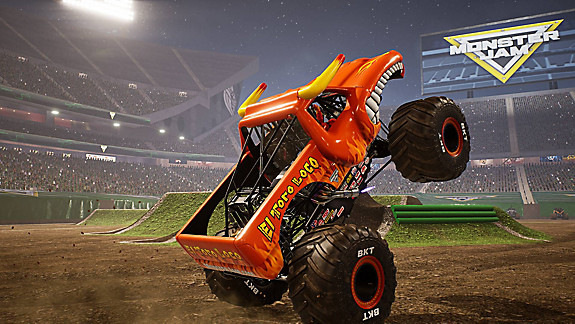 Monster Jam Steel Titans - Screenshot INDEX