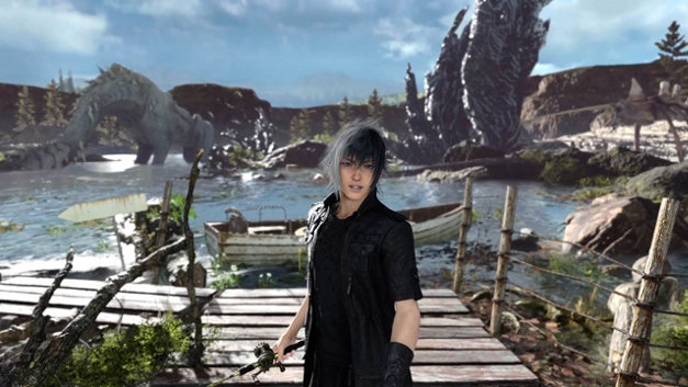 MONSTER OF THE DEEP: FINAL FANTASY XV Screenshot 16