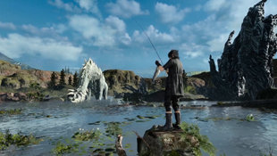 MONSTER OF THE DEEP: FINAL FANTASY XV Screenshot 9