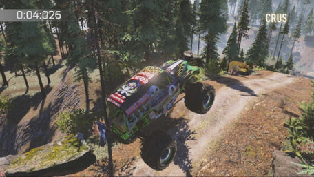 Monster Jam: Crush It! Trailer Screenshot