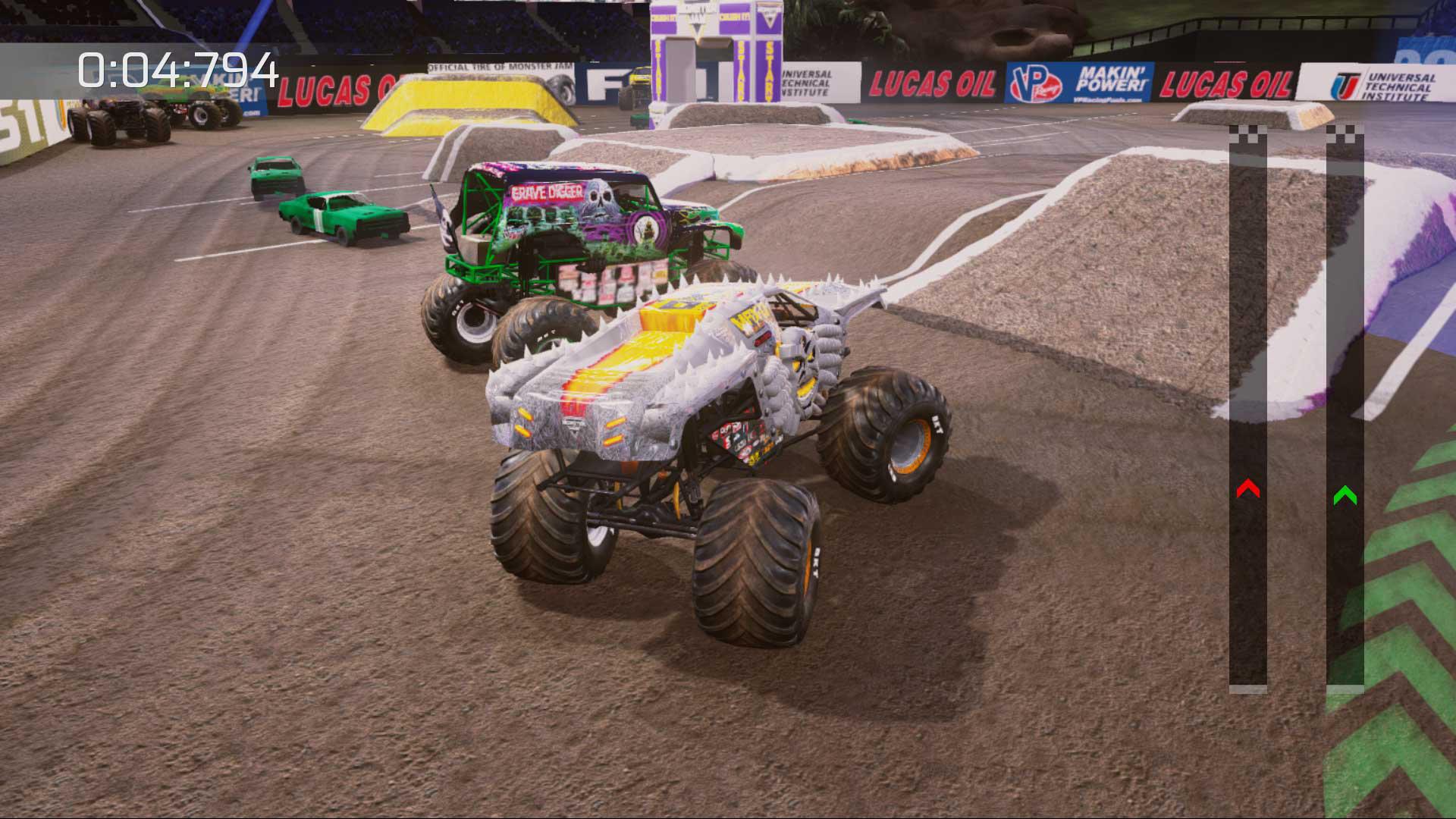 Monster Jam: Crush It! Game | PS4