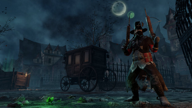 Mordheim: City of the Damned Screenshot 1