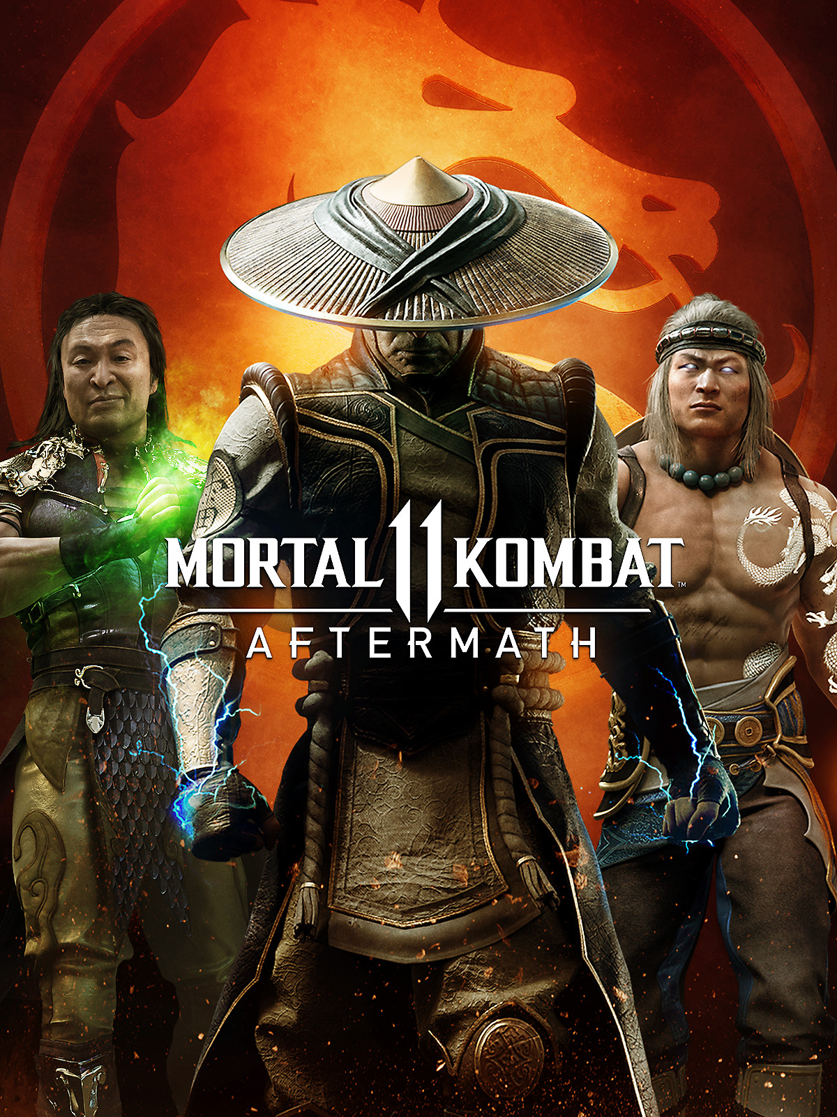 Mortal Kombat 11: Aftermath - Standard Box Art