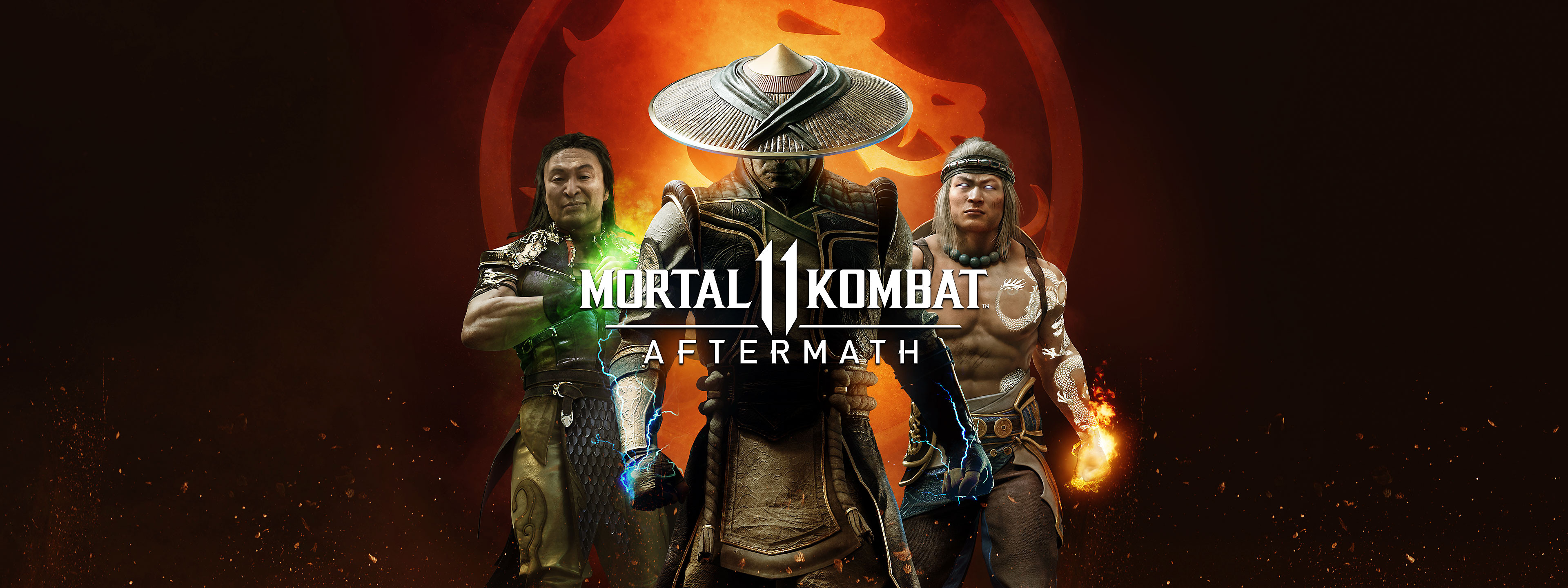 Mortal Kombat 11: Aftermath - Now Available