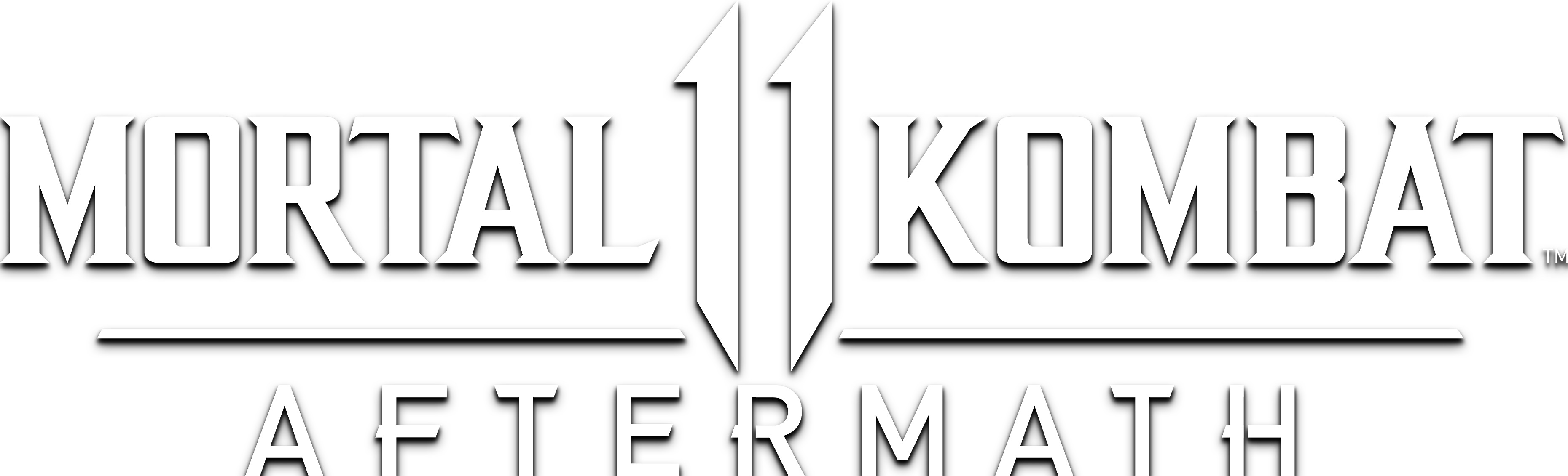 Mortal Kombat 11: Aftermath - Logo