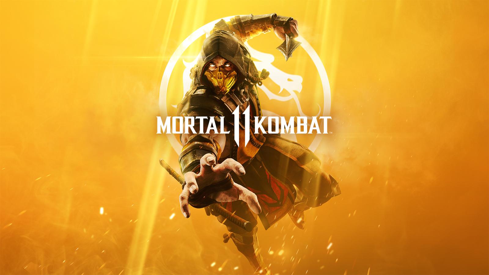 Mortal Kombat 11 Game Ps4 Playstation