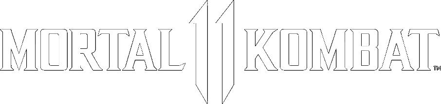 mortal kombat 11 logo hd