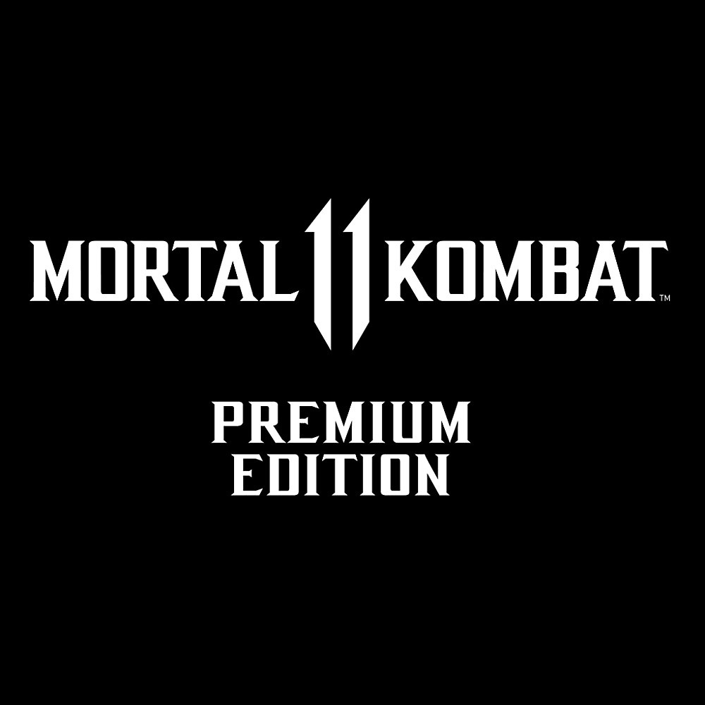 Mortal Kombat 11 – Badge de l'édition Premium