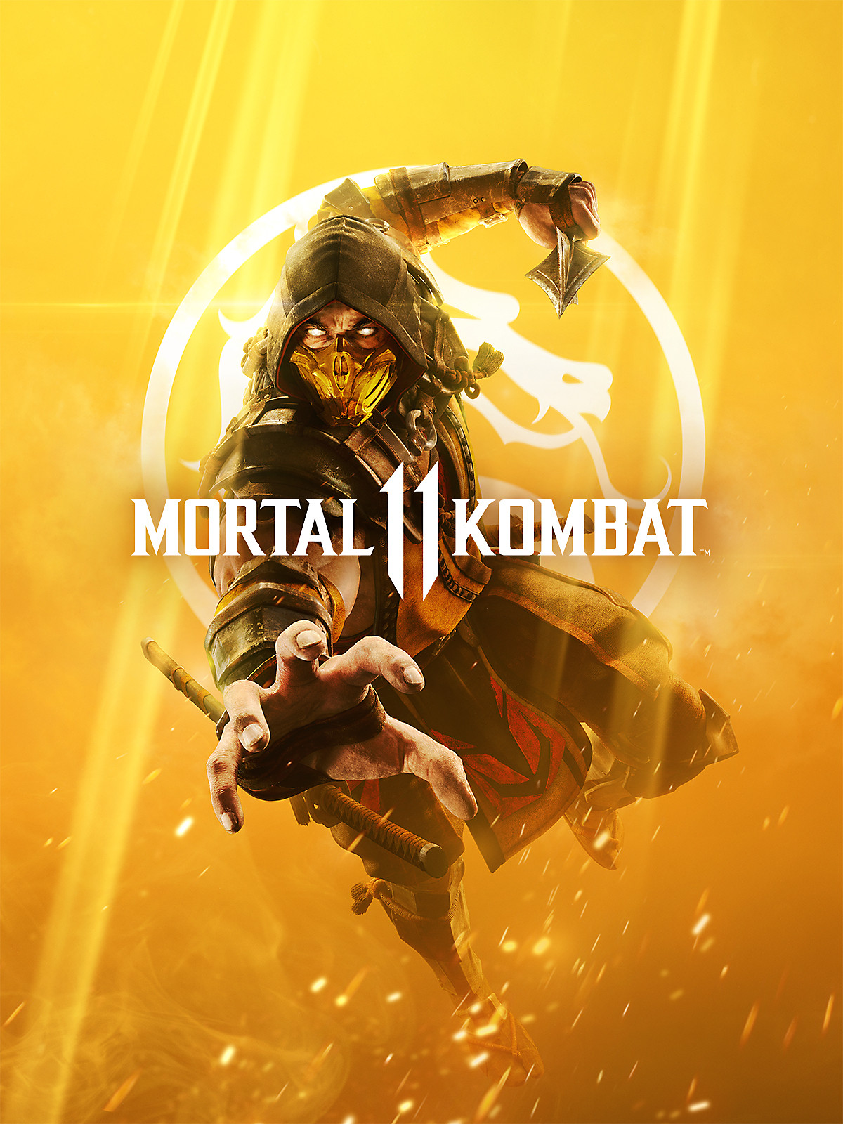 Mortal Kombat 11 - Fighting Game