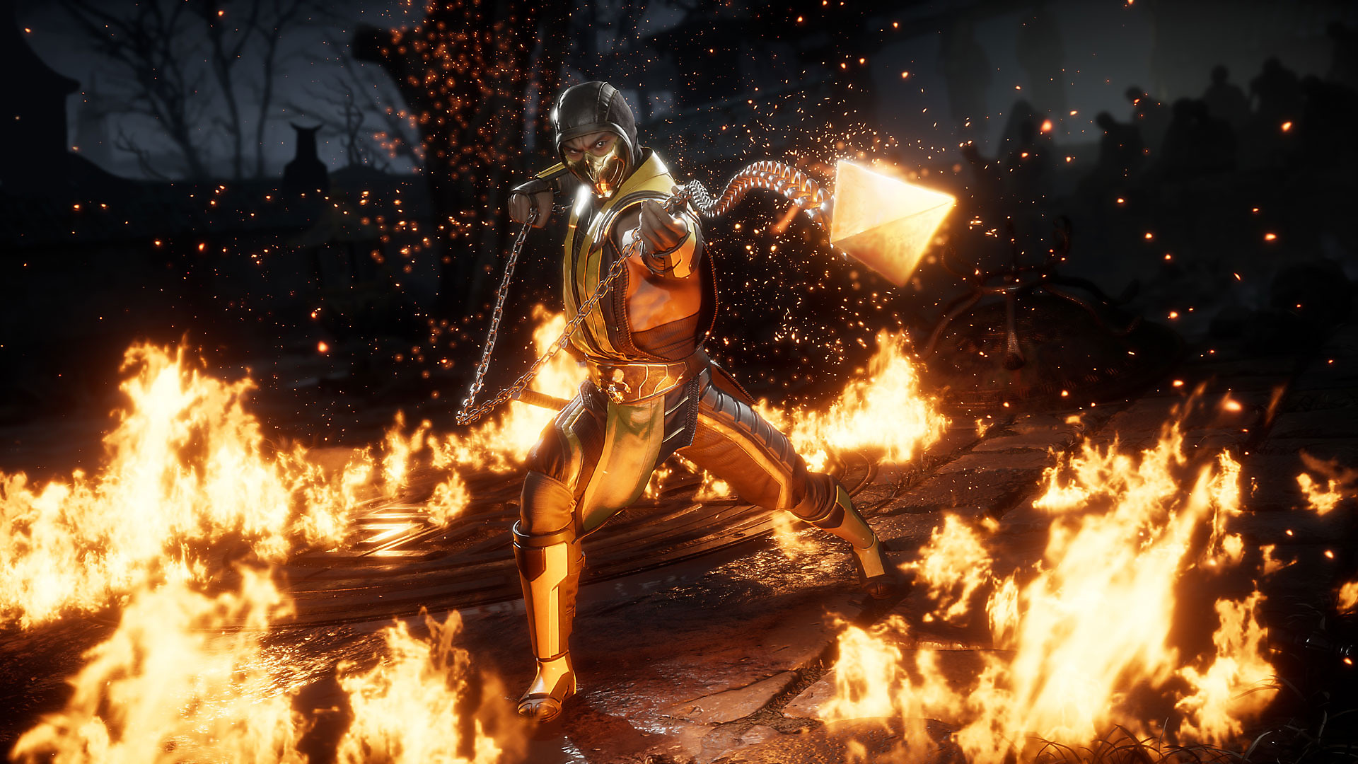 Mortal Kombat 11 - Story Mode