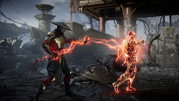 Mortal Kombat 11 - Screenshot INDEX