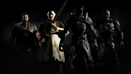 Also includes the Apocalypse Pack with three new character skins. Do not purchase Kombat Pack 2 if you've purchased the XL Pack.