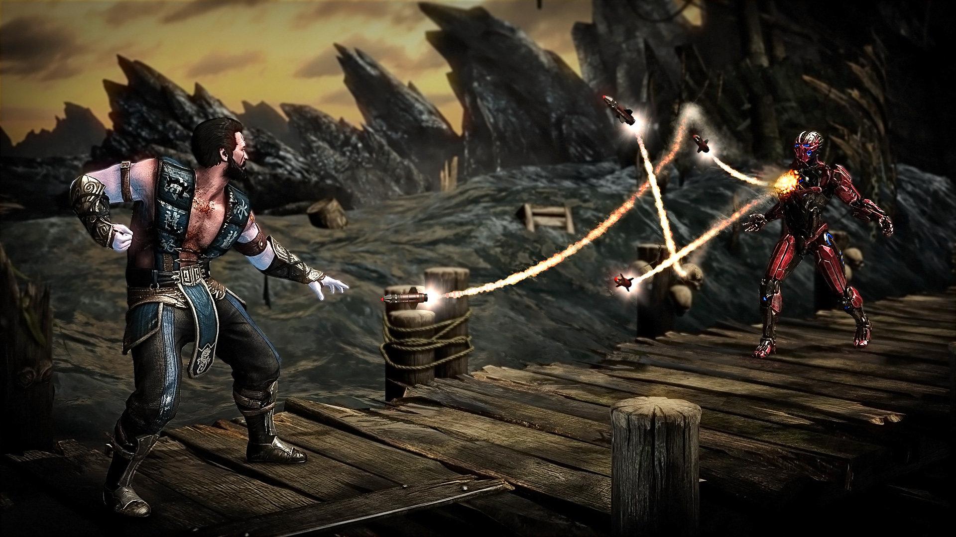 Mortal Kombat XL Game   PS4 - PlayStation