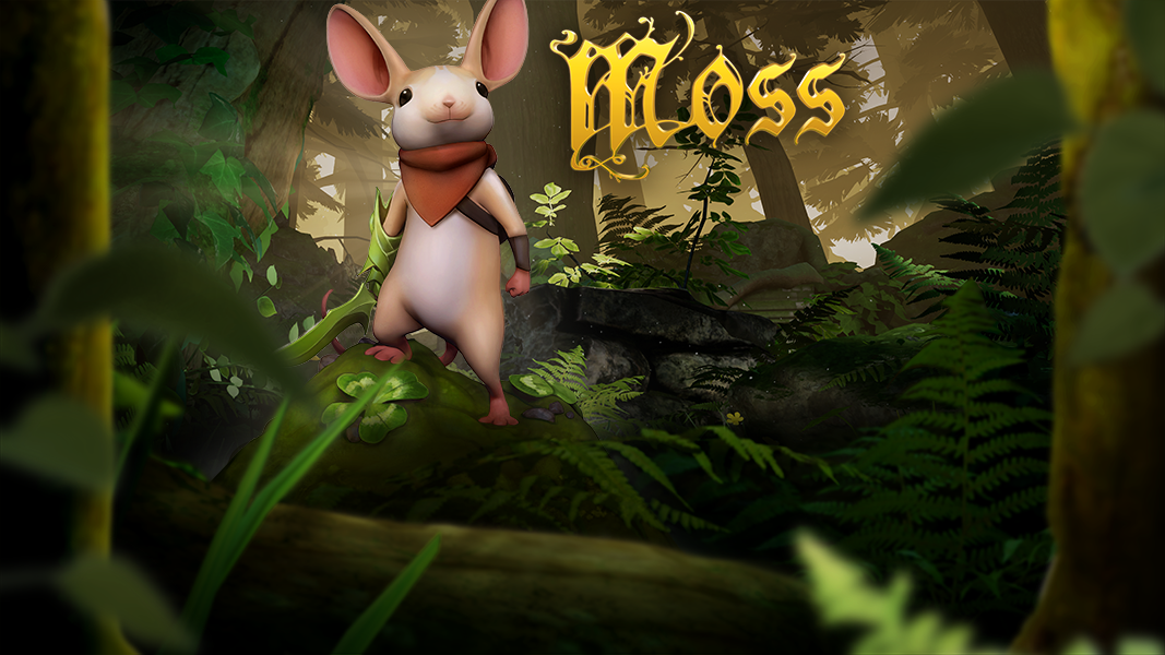 PSVR Moss Coming to PS4 Next Week